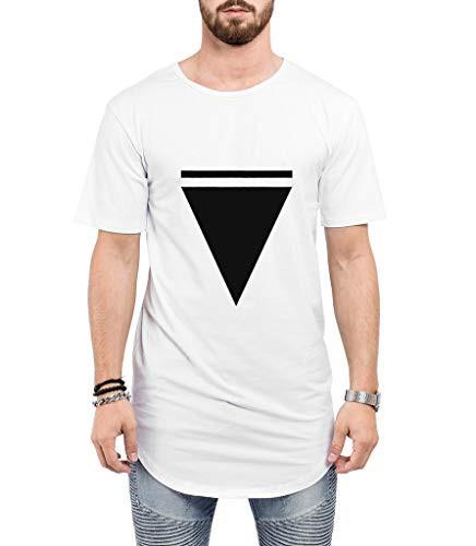 Camisa Long Line - Tam. P a GG