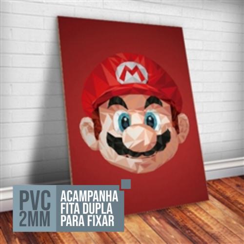 Quadro - Placa Decorativa - 30x42